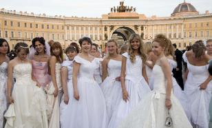 Волгоград и Краснодар возглавили рейтинг городов с наибольшим числом невест