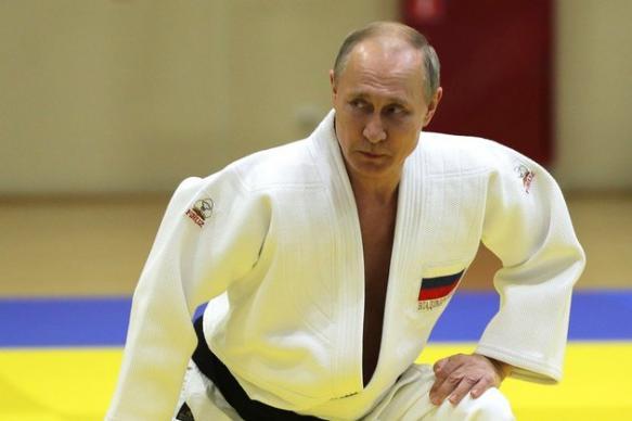 Путин рассказал о влиянии спорта на продолжительность жизни россиян