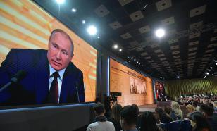 Владимир Путин: Мы хотим решить газовую проблему