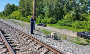 На Урале поезд насмерть сбил младенца, которого перевозила пьяная мать