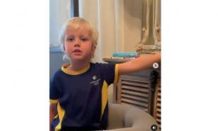Сын Ксении Собчак трогательно поздравил отца с днём рождения
