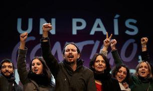 """Испания: """"Мы можем"""" могут все?"""