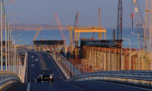 Строители подготовили железную дорогу в Крым
