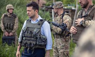 Мнение: политикам Украины без Донбасса заняться нечем