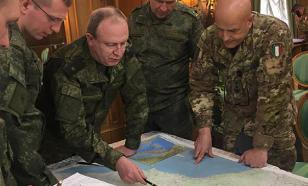 В четырех регионах ЗВО созданы группировки для проверки готовности к ЧС