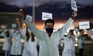Бразилия и Мексика зафиксировали самый смертоносный день пандемии