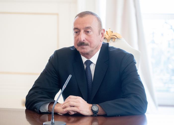 Алиев рассказал, каких отношений хочет с Арменией