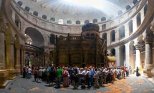 Храм Гроба Господня в Иерусалиме могут открыть до Пасхи
