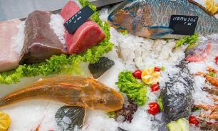 Россельхознадзор запретил ввоз морепродуктов из Китая