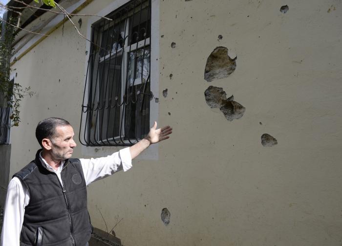 Число жертв  в итоге  ракетного обстрела Гянджи выросло до  10