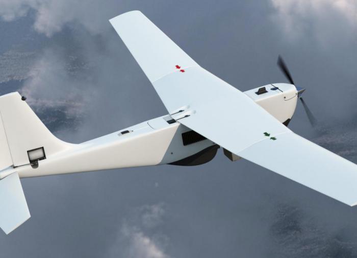Украина создаст дрон-камикадзе для войны в Донбассе