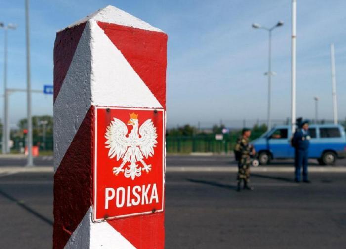 Белорусских пограничников обвинили в стрельбе в сторону польских солдат