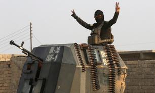 Зачем США бомбят тех, кто борется против ИГИЛ* Видео