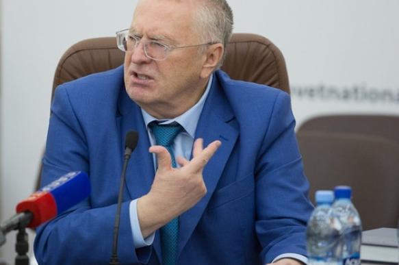 Жириновский возглавил список ЛДПР на выборах в парламент Тувы