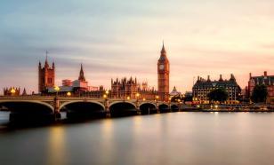 Экономика Великобритании показала рекордное падение с 1979 года