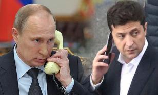Зачем Путину был нужен телефонный разговор с Зеленским