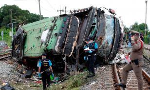 20 пассажиров автобуса погибли в аварии в Таиланде