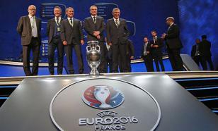 Стали известны соперники сборной России на Евро-2016