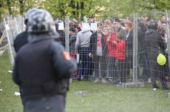 В Кремле не одобрили протесты против храма в Екатеринбурге