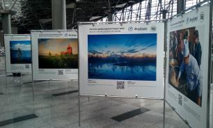 Выставка во Внукове продлена до 12 августа