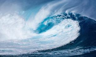Специалисты зафиксировали гигантское стометровое цунами