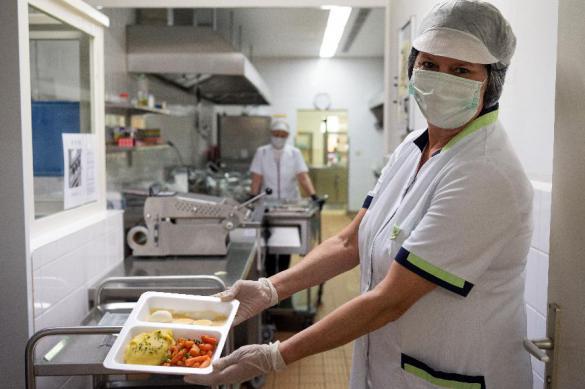 Эксперт оценила уровень организации доставки продуктов