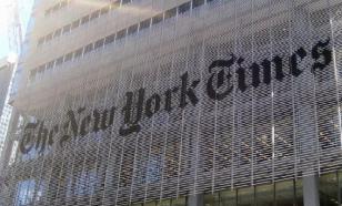 Газета New York Times написала имена тысячи жертв коронавируса