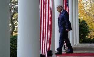 Американист рассказал, почему Трамп не пойдёт на госпереворот