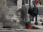 Наблюдатели ООН не остановили бои в Сирии