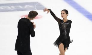Россия - третья на командном ЧМ по фигурному катанию после второго дня