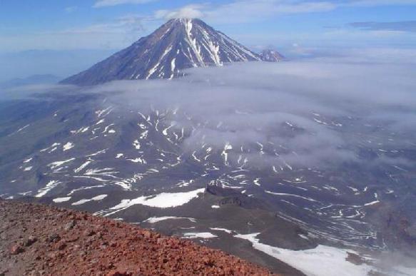 Геофизики Камчатки сообщили о яркой вспышке над Авачинским вулканом