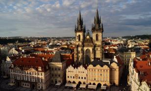 В Чехии проходят антироссийские митинги