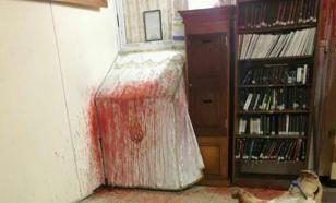 Израиль в ярости из-за осквернения синагоги на Украине