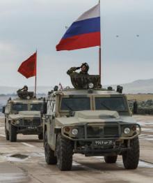 """На полигоне """"Цугол"""" в Забайкалье стартовали военные учения"""