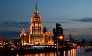 В Москве на Ленинском проспекте построят гостиницу