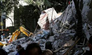 У берегов Мексики произошло землетрясение