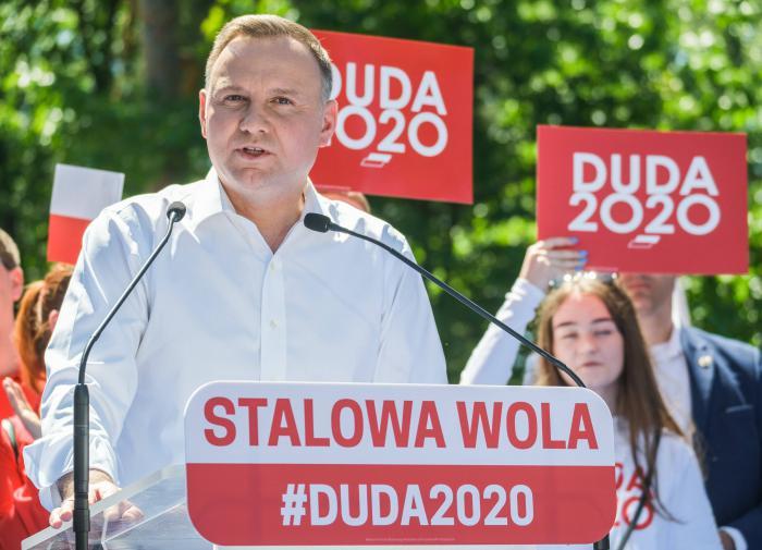 Президент Польши посетит США