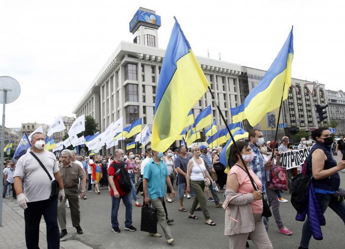 Большинство украинцев не жалеет о распаде СССР