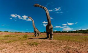 Глобальное потепление превратило динозавров в гигантов