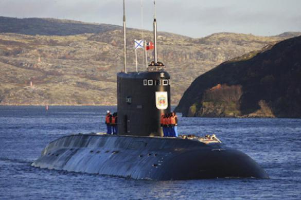 В ВМФ раскрыли секрет подлодки Черная дыра