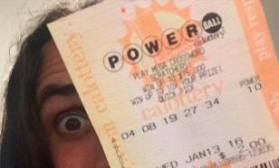 Житель Калифорнии выиграл в лотерею $1,59 млрд