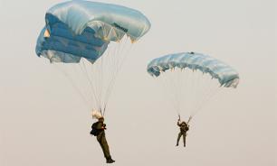 В Латвии первые в мире совершен прыжок с дрона
