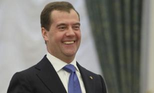 Почему в правительстве посмеялись над словами Медведева
