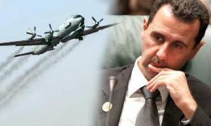 Лидер Сирии оправдывается перед Россией за сбитый Ил-20
