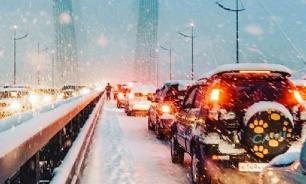 ДТП с участием 48 машин произошло под Владивостоком