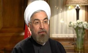 Роухани: учения Ирана, России и Китая возмутили США