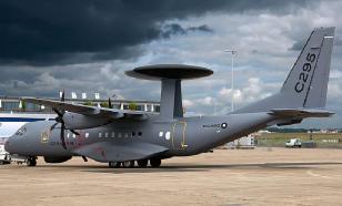 "Airbus превратил легкий транспортник C295 в ""летающий танкер"""