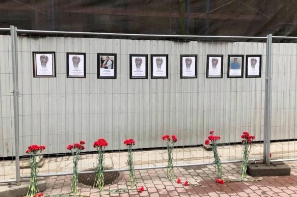 ВСанкт-Петербурге появилась Стена памяти погибшим медработникам