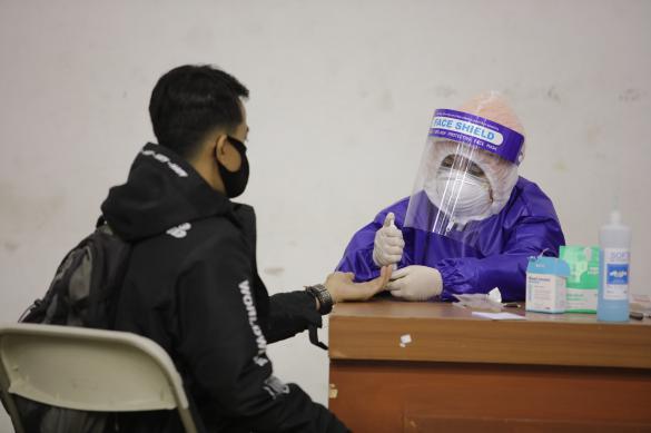 Еще 75 москвичей скончались от коронавируса