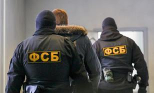 В Курской области по подозрению в госизмене задержан начальник полиции